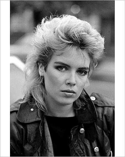 Photographic Print of Music - Kim Wilde - 1983