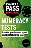 img - for Practise & Pass Professional: Numeracy Tests by Alan Redman (2-Jul-2010) Paperback book / textbook / text book