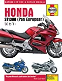 Honda St1300 Pan European Service &amp; Repair Manual: 2002 to 2011. Matthew Coombs (Haynes Motorcycle Manuals)