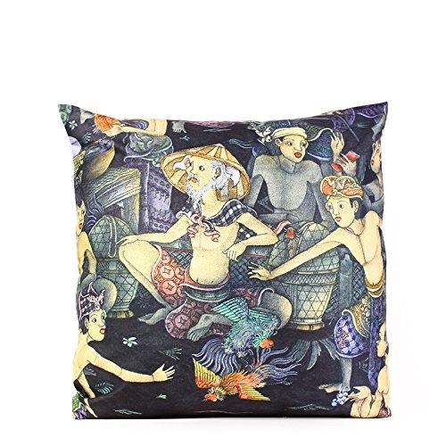 European Square Pillow Cases front-1020243