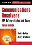 img - for Communications Receivers: DPS, Software Radios, and Design, 3rd Edition by Ulrich Rohde, Jerry Whitaker (2000) Hardcover book / textbook / text book