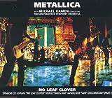 No Leaf Clover Pt.1 by Metallica (2000-05-23)
