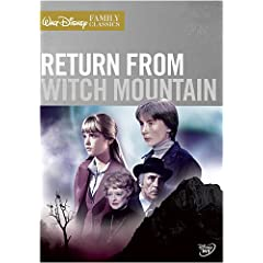 Return from Witch Mountain Special Edition