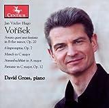 Vorisek: Sonata Quasi Una Fantasia, 6 Impromptus, March, Family Album Leaf, Fantaisie David Gross