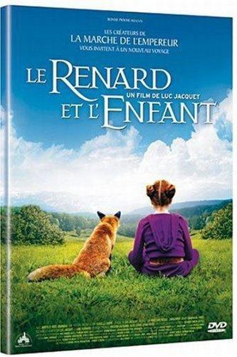 Le Renard et l'enfant [Francia] [DVD]