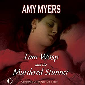 Tom Wasp and the Murdered Stunner Audiobook