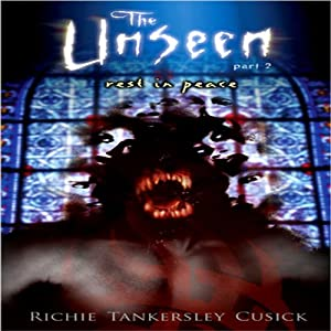 Rest in Peace: The Unseen, Book 2 | [Richie Tankersley Cusick]