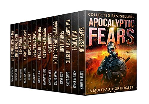 It's the end of the world and I feel fine…  Apocalyptic Fears I: Collected Bestsellers: A Multi-Author Box Set  by Various Authors! Great reads for a great price!