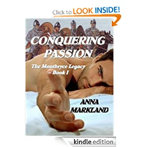 Conquering Passion (The Montbryce Legacy)