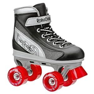 Roller Derby Firestar Boy's Roller Skate, Size- 4