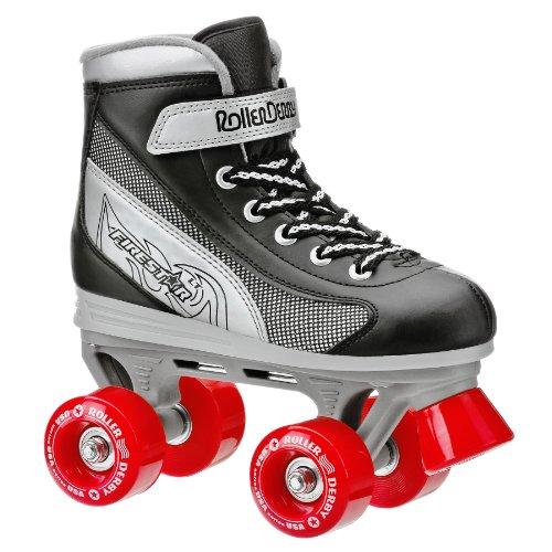Roller Derby Firestar Boy'S Roller Skate, Size- 12
