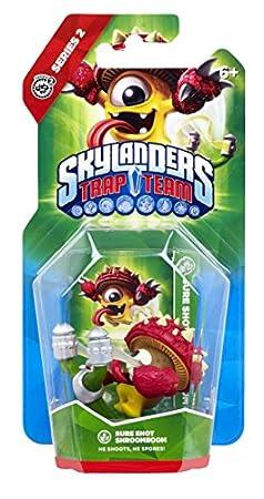 Skylanders Trap Team: Single Character - Sure Shot Shroomboom