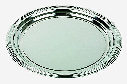 aps-plato-de-diseno-para-fiestas-classic-46-x-34-cm-oval-metal-galvanizado-y-cromado-brillante-con-l