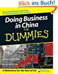 Doing Business in China For Dummies�