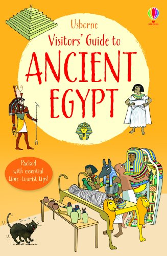 A visitor's guide to ancient Egypt (Visitor's Guides)