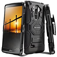 LG G Stylo Case, Evocel® [New Generation] Rugged Holster Dual Layer Case [Kickstand][Belt Swivel...