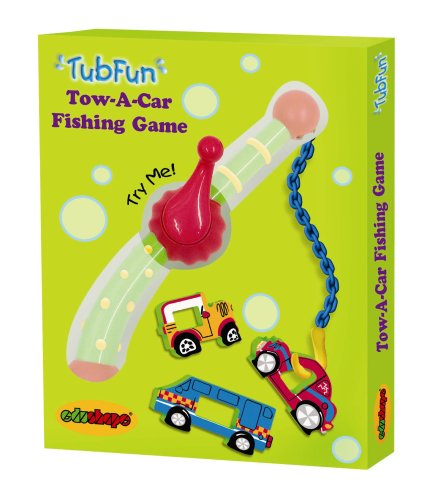 Edushape Tow-A-Car Fishing Set