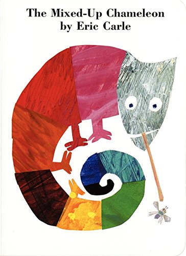 The Mixed-Up Chameleon Board Book (Mister Seahorse compare prices)