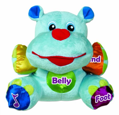 Small World Toys Neurosmith - Hannah the Hippo (B/O)