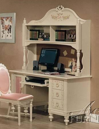 Buy Low Price Comfortable Dollhouse Computer Desk by Acme (B004ZOB7EK)