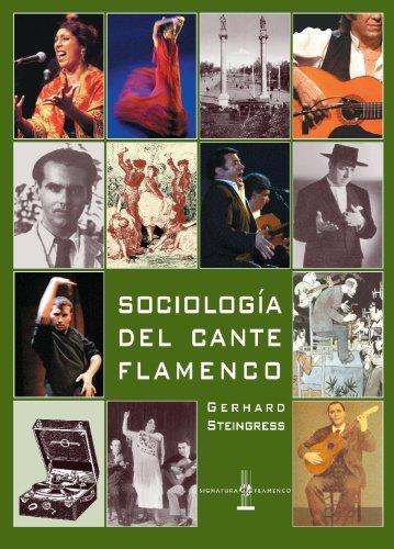 SOCIOLOGIA DEL CANTE FLAMENCO