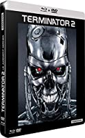 Terminator 2 [Fourreau effet métal - Combo Blu-ray + DVD] [Combo Blu-ray + DVD]