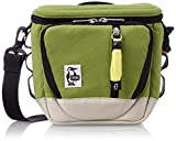 [チャムス] CHUMS Camera Bag Sweat Nylon CH60-0698 M018 (Green Ecru)