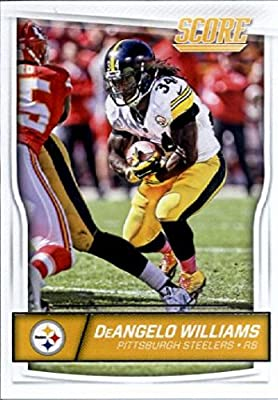 2016 Score #252 DeAngelo Williams Pittsburgh Steelers Football Card-MINT