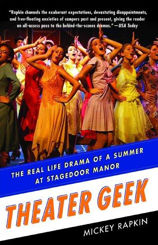 Mickey Rapkin - Theater Geek