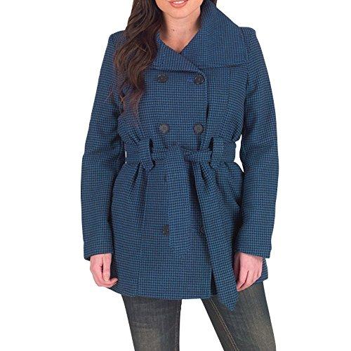Levi's Damen Schalkragen Jacke Dunkelblau jetzt kaufen