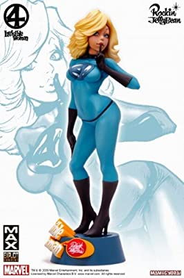 SUPER MIXTURE MODEL/MARVEL VS. ROCKIN' JELLY BEAN Vol1 INVISIBLE WOMAN