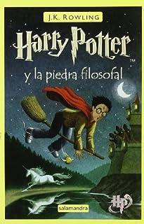 Harry Potter y la piedra filosofal -  J. K. Rowling,Alicia Dellepiane