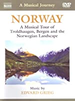 Grieg: Norway Musical Journey (Piano Concerto) (Naxos Dvd Travelogue: 2110274) [2012] [NTSC]
