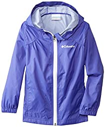 Columbia Big Girls\' Girls Switchback Jacket, Light Grape, Small