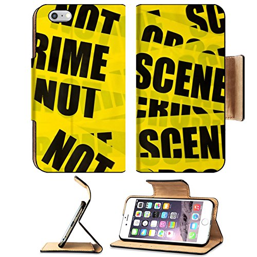 MSD discount duty free MSD Premium Flip Pu Leather Wallet Case Apple iPhone 6 Plus iPhone 6S Plus IMAGE ID: 13317567 Crime scene background