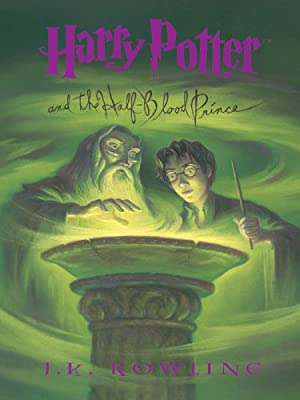 Harry Potter And The Half-Blood Prince( Series - Thorndike Press Large Print Literacy Bridge Series )
