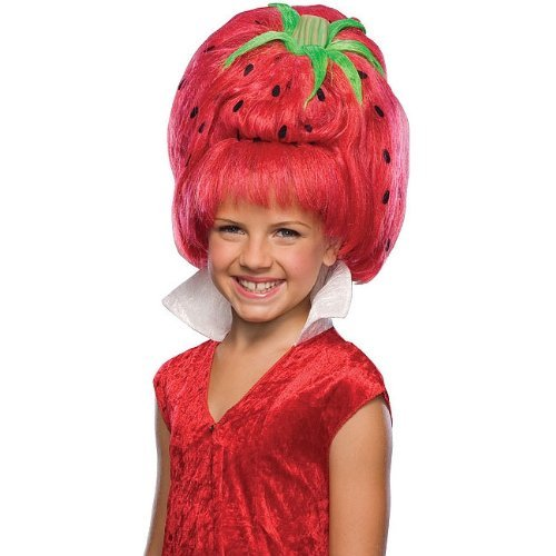 Strawberry Tart Child Wig