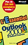 L'Essentiel Microsoft Outlook 2000 &...