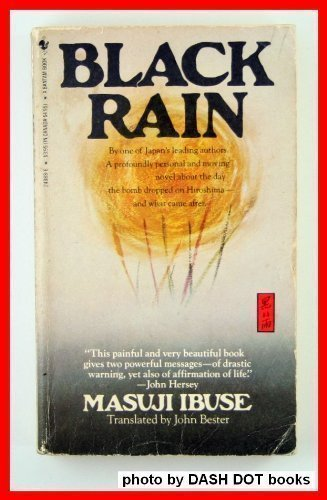 an analysis of black rain by masuji I just finished black rain by masuji ibuse, and wanted to see what others redditors thought of it it was perhaps one of the best historical.