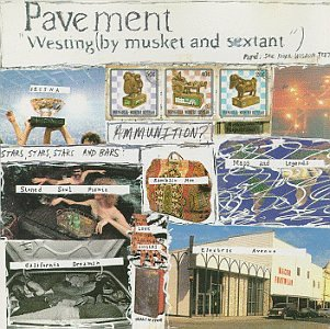 PAVEMENT - westing by musket - LP