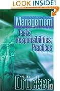 Management: Tasks, Responsibilities, Practices (Drucker Series)