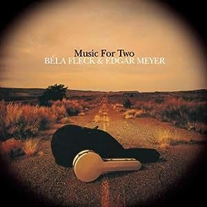 Music for Two: Bela Fleck, Edgar Meyer, Bach, Dvorak: Amazon.ca: Music