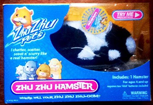 Zhu Zhu Pets Hamster Toy - Winkie - 1