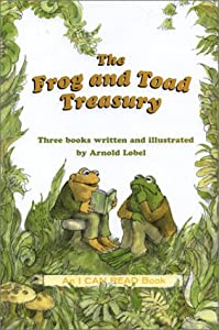 "Cover of ""The Frog and Toad Treasury"""