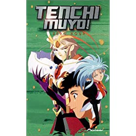 Tenchi Muyo - Zero Hour (Vol. 4, TV Version) [VHS]: Tenchi Muyo!: Video