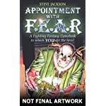Fighting Fantasy 17 Appointment with F.E.A.R. (Fighting Fantasy) book cover