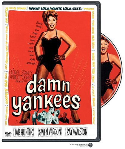 Cover art for  Damn Yankees