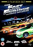 3 Film Box Set: The Fast & Furious 1-3 (Lenticular) [DVD]