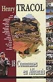echange, troc Henry Tracol - 18 Communes en Albanais