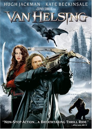 Van Helsing at Amazon.com